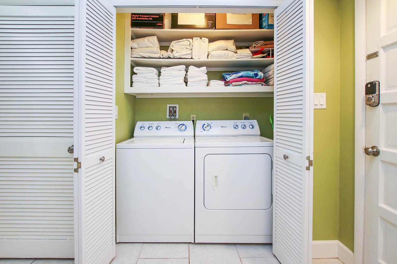 14 Laundry area