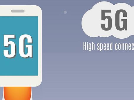 Indústrias de tecnologia iniciam corrida pelo 5G