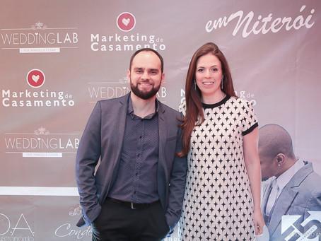 Confira como foi o Coquetel de Lançamento do Marketing de Casamento e do guia Wedding Lab em Niterói