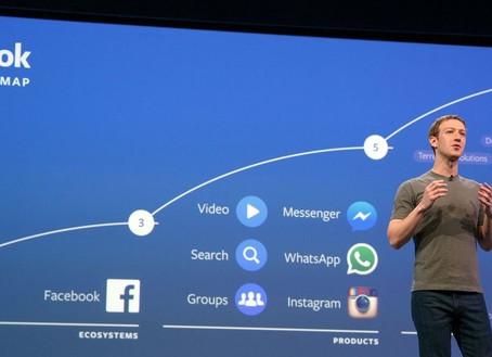 8 planos do Facebook para os próximos 10 anos