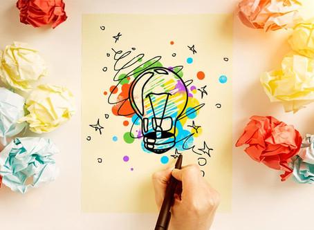 10 dicas incríveis e malucas para atravessar um bloqueio criativo (Parte 1/2)