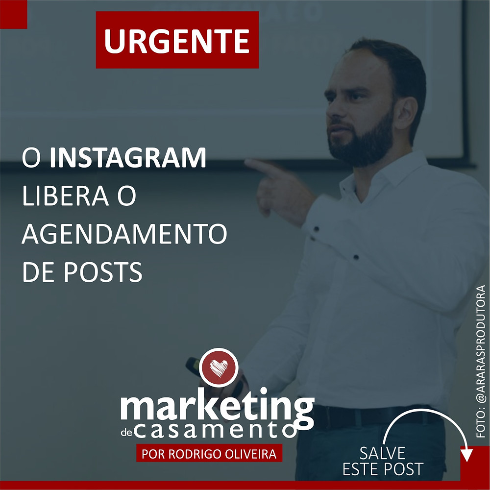 marketing de casamento instagram