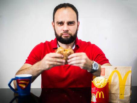 Como o McDonald's pode te ensinar a tirar proveito das dificuldades para reinventar a forma de g