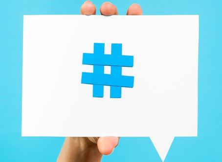 O que são hashtags e como usá-las com sua #marca