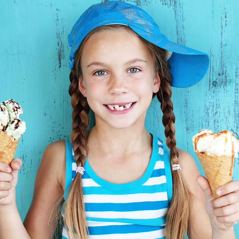Italian Gelato Workshop for Kids