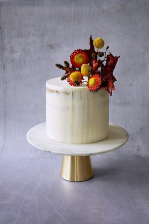 Herbstliche Torte
