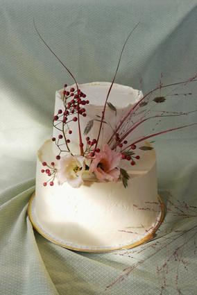 Extravagante Hochzeitstorte