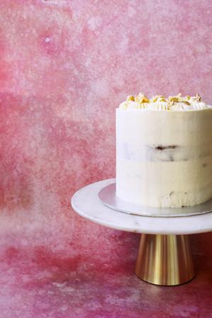Traum einer semi-naked Torte
