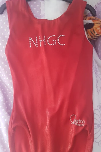 Competition Training Leotard