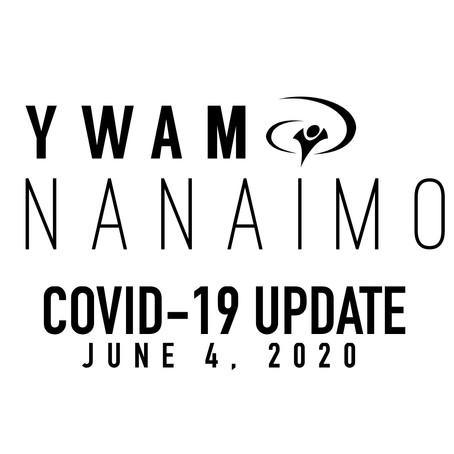 COVID-19 UPDATE June 4, 2020