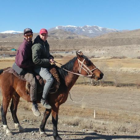 Kyrgyzstan Team Update 2
