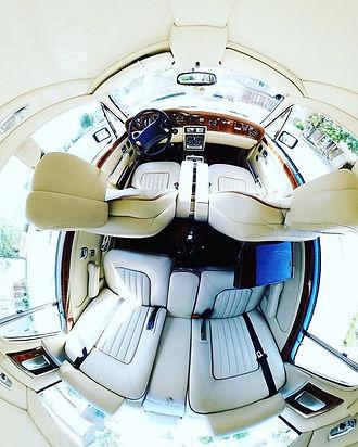 Rolls Royce interior