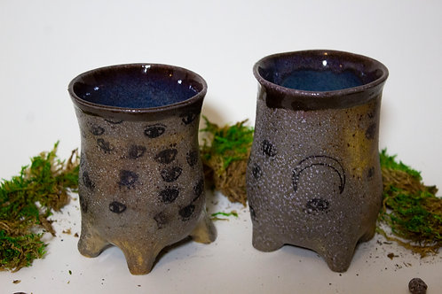 Small Moon Eye Cup Set