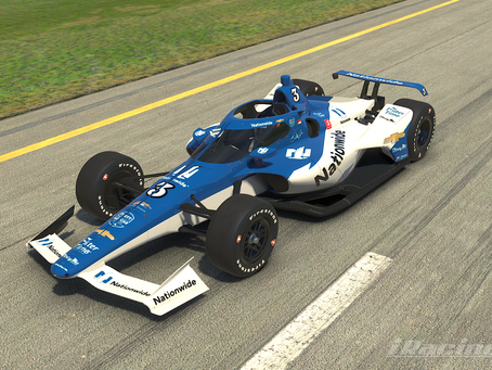 Dale Jr. Racing in IndyCar Challenge