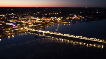 Stillwater from Rouse Legacy Headquarter