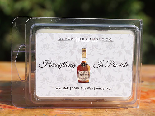 Hennything Is Possible Wax Melts