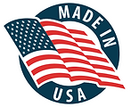 Made in the USA.