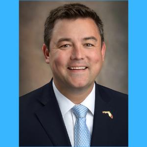 Commissioner Christian Ziegler