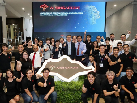 Interview with Laurence Liew, Director @ AI Singapore