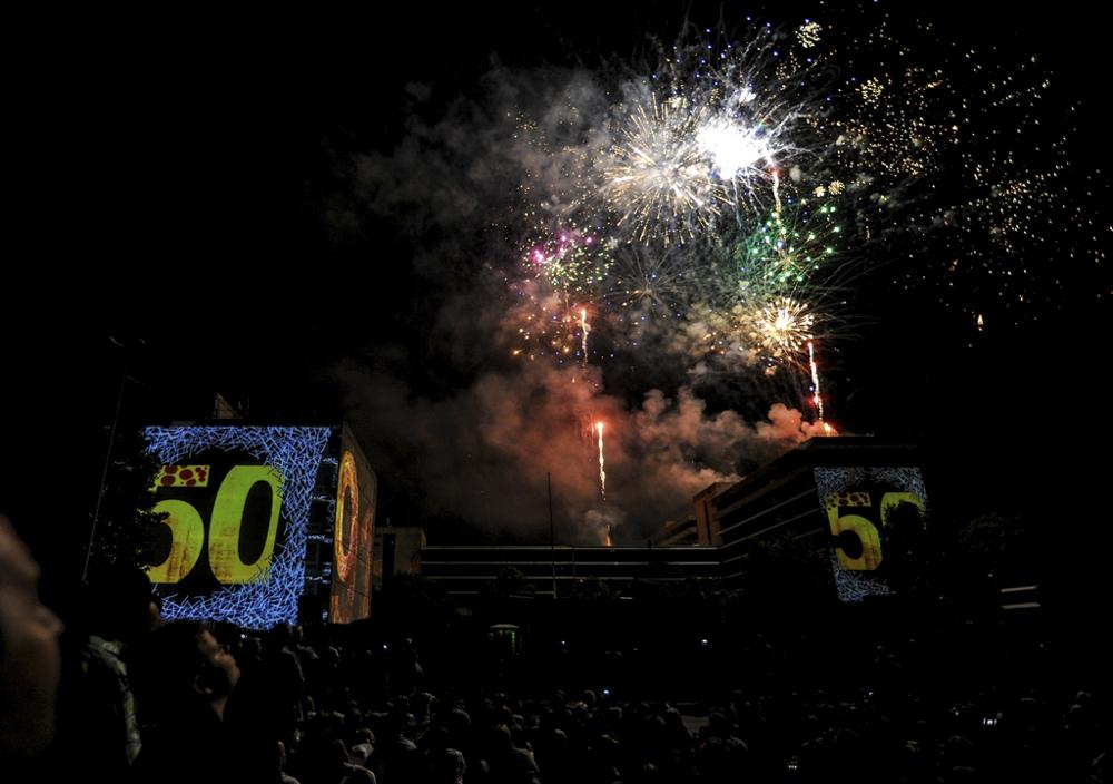 Les 50 ans de l'Essonne