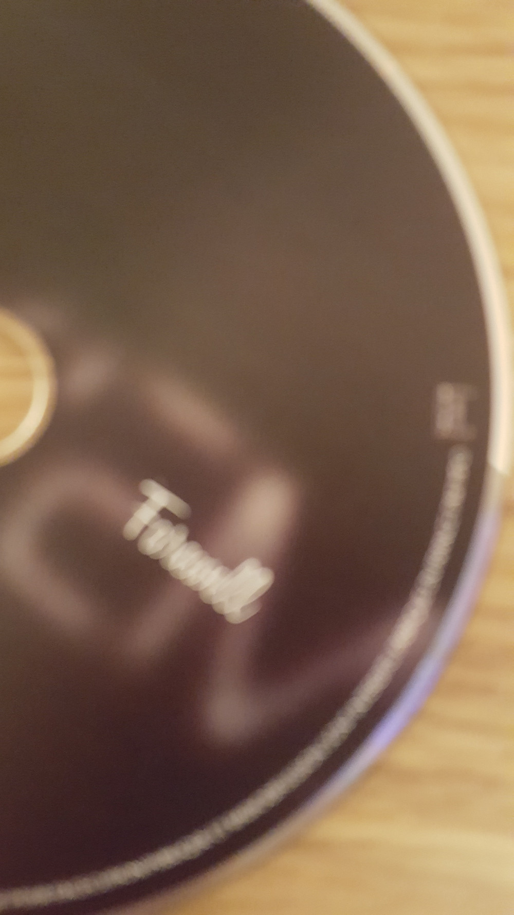 CD Farewell - Ask'Em