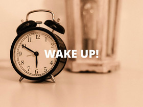To large parts of my network of leaders, facilitators, and people with great influence, WAKE UP!