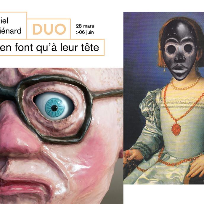 DUO François Liénard   Daniel Daniel