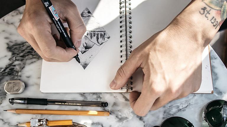 Les ateliers du dimanche | dessin