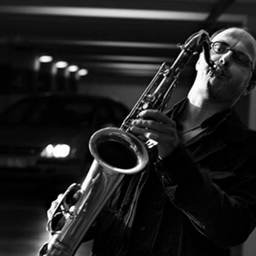 """Livraison à domicile   Bart Defoort """"Roots"""" Quartet en concert"""