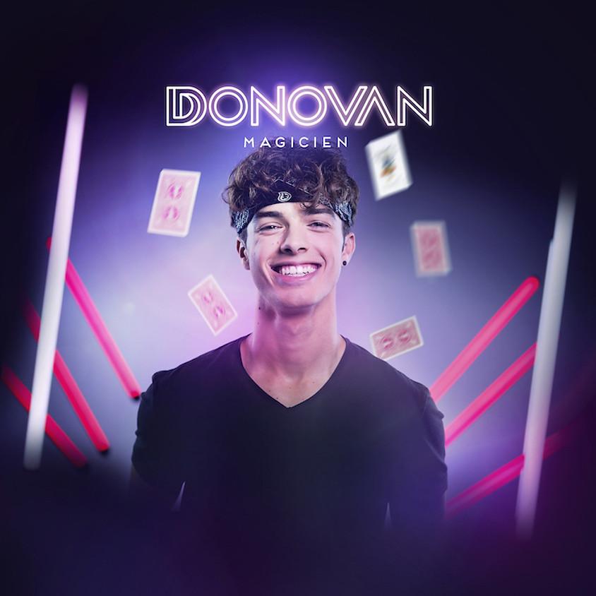 Donovan le Magicien