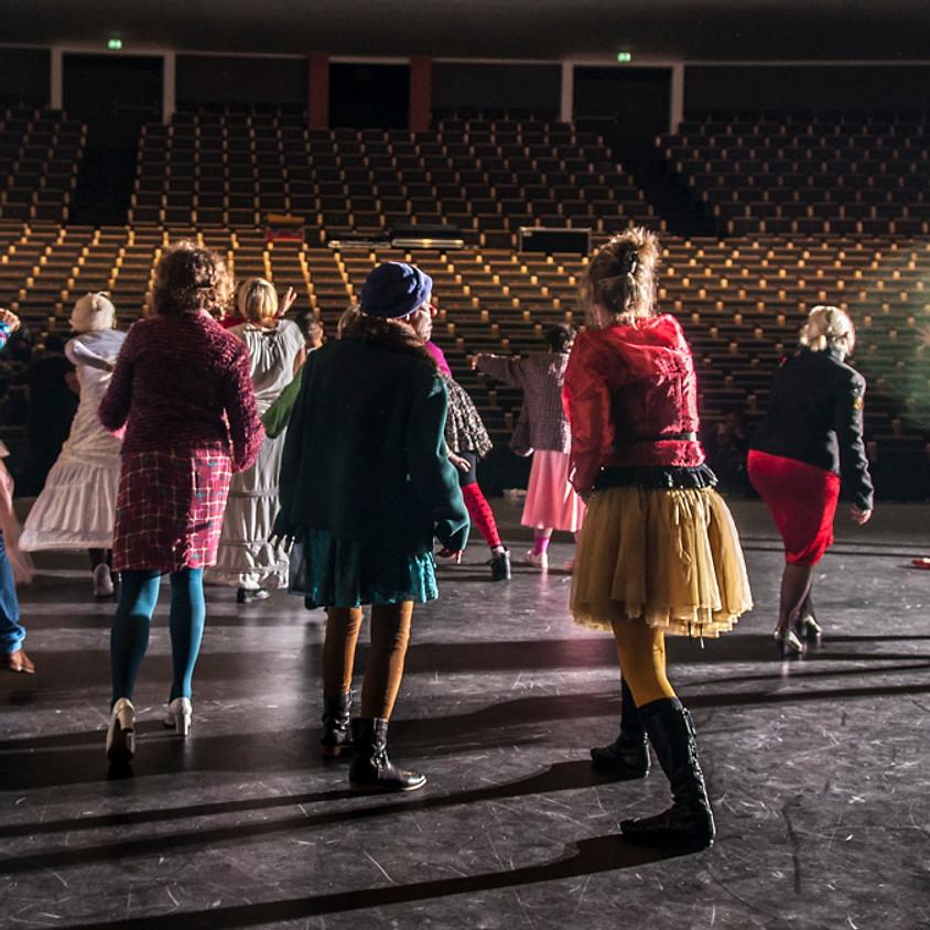 Livraison à Domicile | Atelier théâtre Déconfidences