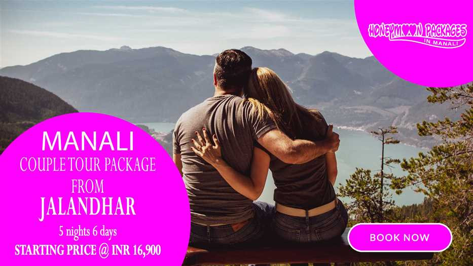 Manali tour package from Jalandhar