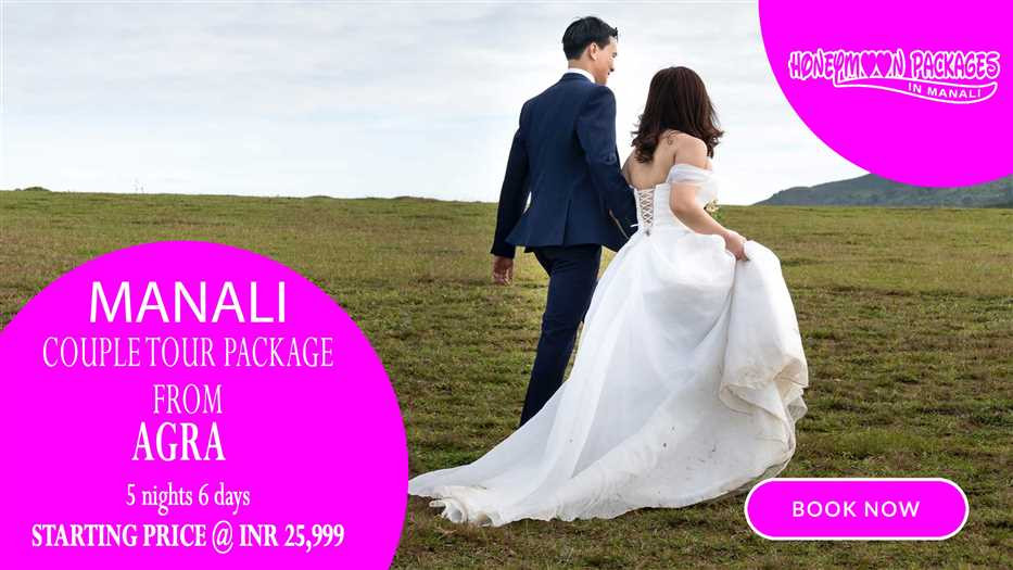 Manali tour package from Agra