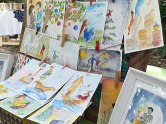 """Nouveauté : les mini aquarelles """"minute"""""""