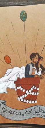 Livre d'or Jessica et Bruno