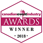 Parleview is winner of 2018 Canadian Event Industry Awards for Best Event and Festival