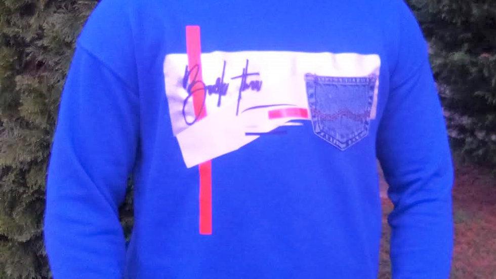 Custom Br8k Thru Sweatshirts