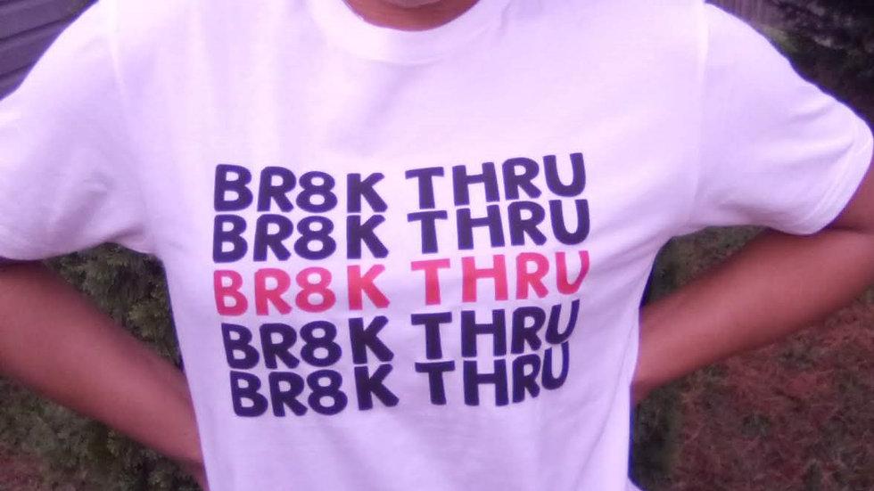 Br8k Thru Multiple Tee