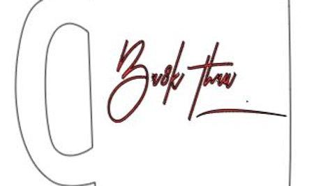 Br8k Thru Logo Mug