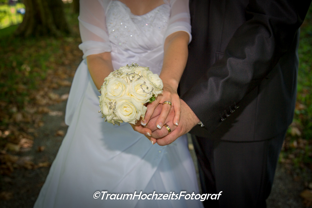 Der Brautstauss