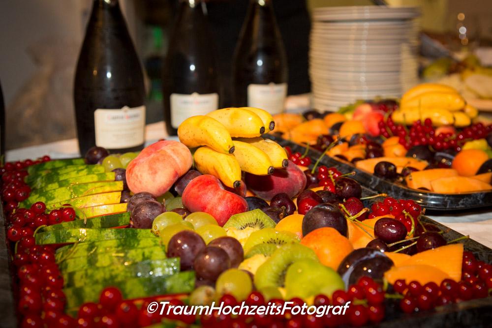 Früchtebuffet
