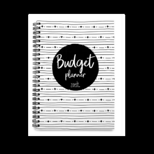 Zoedt - Budgetplanner