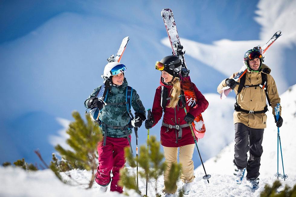 Skiurlaub in Viehhofen in der Umgebung Saalbach Hinterglemm - Winterurlaub
