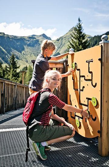 Familienurlaub in Viehhofen in der Nähe von Saalbach Hinterglemm
