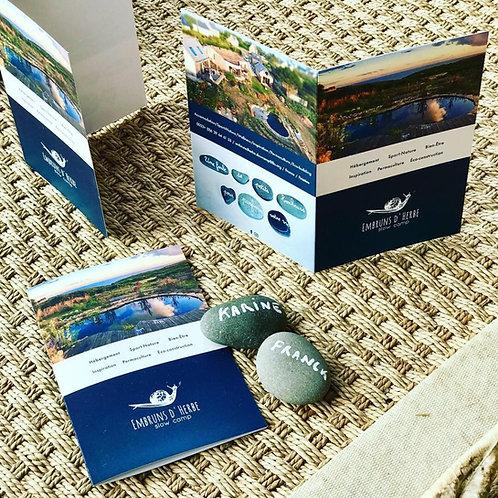 Carte Cadeau Séjour 50