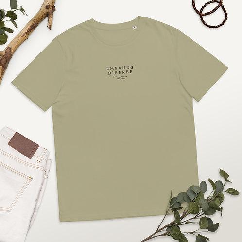 Le TYSHIRT Unisex organic cotton