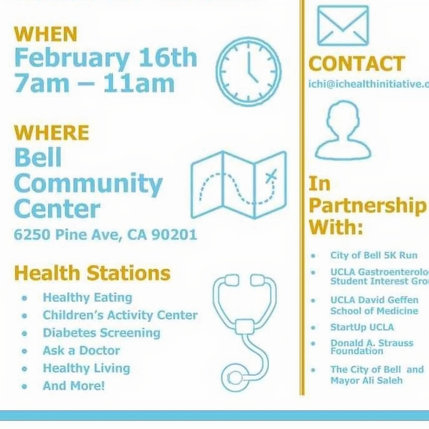 Bell 5K Health Clinic