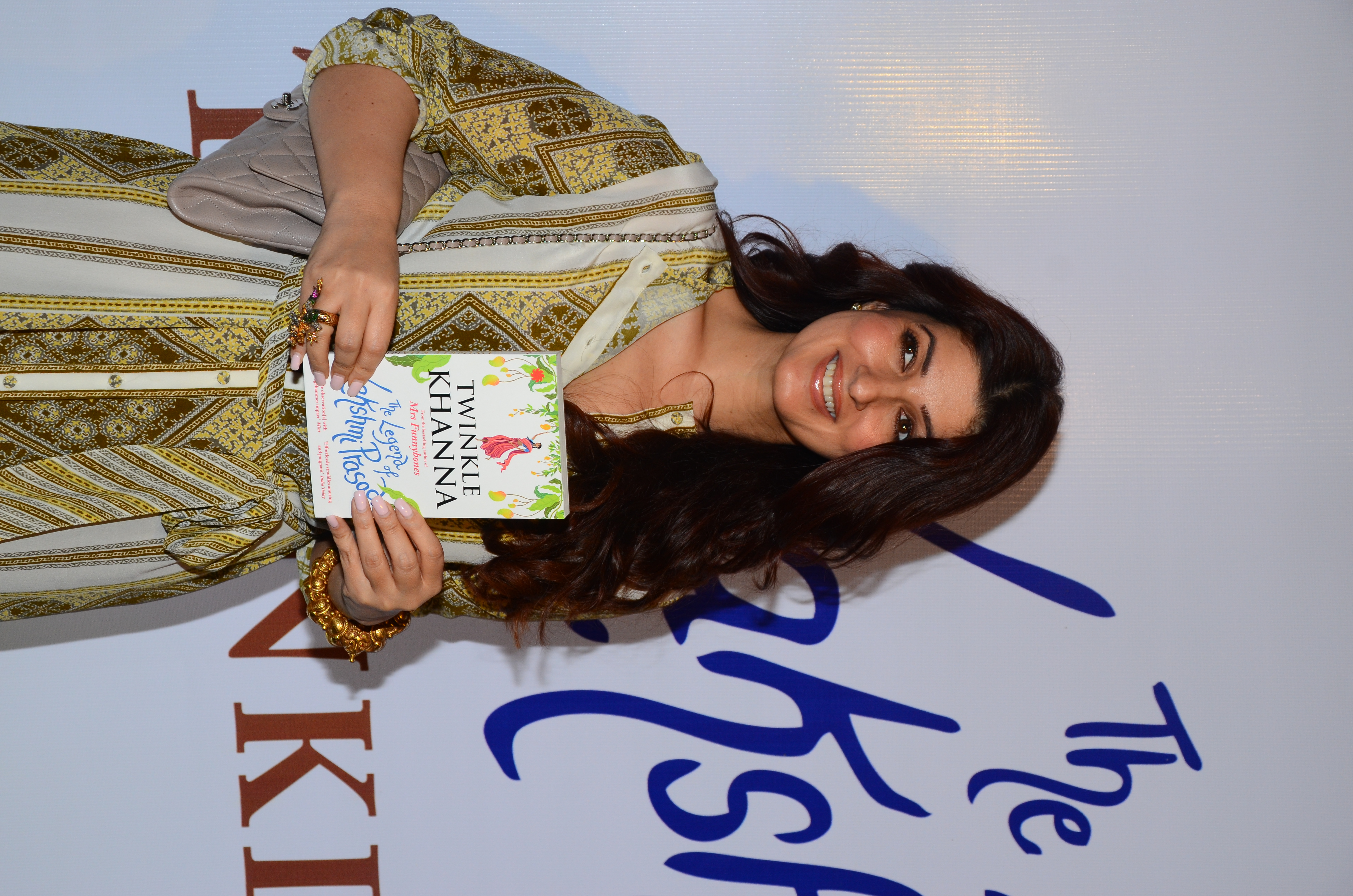 Twinkle book launch