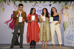 Ranbir, Alia, Shabana, Twinkle