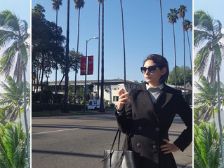 Veronica Nolte is now located in Los Angeles!